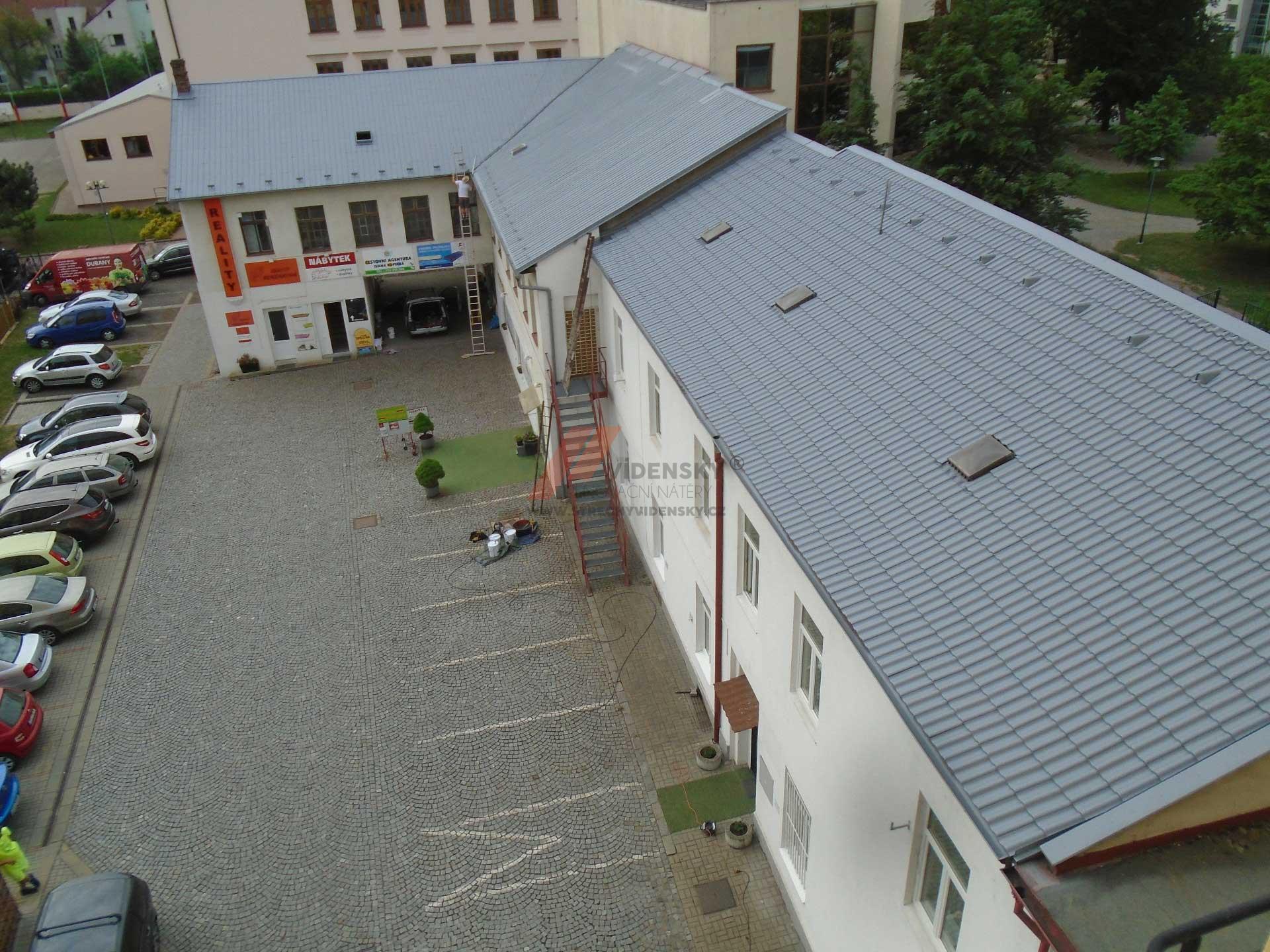 Vídenský   Renovační nátěr tašek 04 - Po renovaci